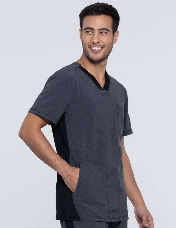 Men's V-Neck Top
