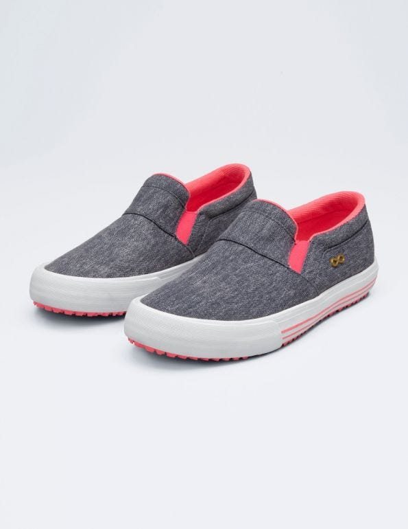 Rush Vulcanized Canvas Slip-On