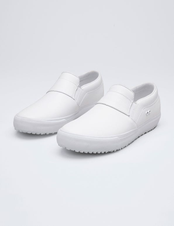 Men's Rush Vulcanized Leather Slip-On